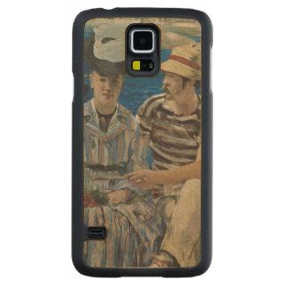 Coque En Érable Galaxy S5 Case Manet | Argenteuil, 1874