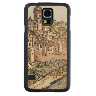Coque En Érable Galaxy S5 Case Mayence, Allemagne, 1493