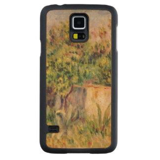 Coque En Érable Galaxy S5 Case Pierre un cabine de Renoir | dans une clairière