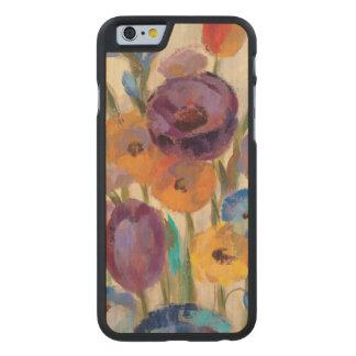 Coque En Érable iPhone 6 Case Bouquet des fleurs colorées