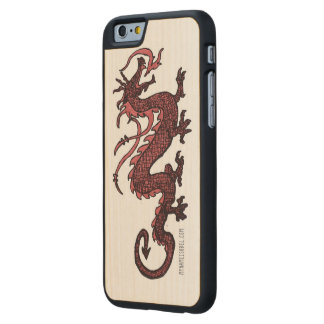 Coque En Érable iPhone 6 Case Caisse de dragon
