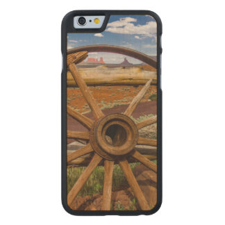 Coque En Érable iPhone 6 Case Haut étroit de roues, Arizona