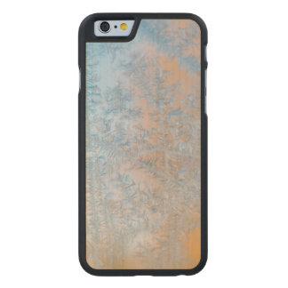 Coque En Érable iPhone 6 Case Motif sensible de gel, le Wisconsin