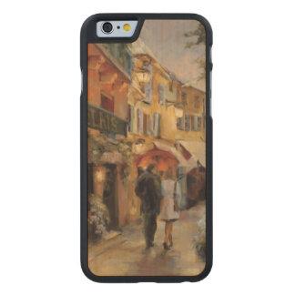Coque En Érable iPhone 6 Case Une soirée à Paris