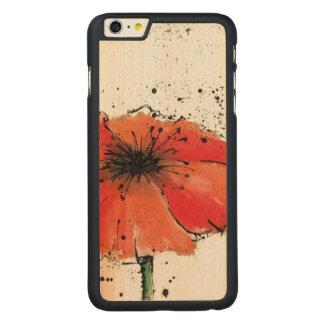 Coque En Érable iPhone 6 Plus Fleur en pleine floraison