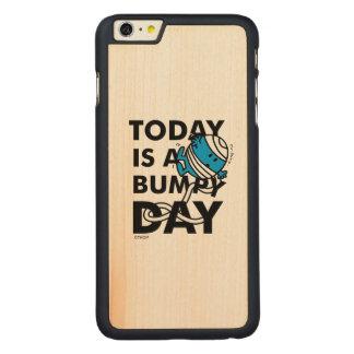 Coque En Érable iPhone 6 Plus M. Bump   est aujourd'hui un jour inégal