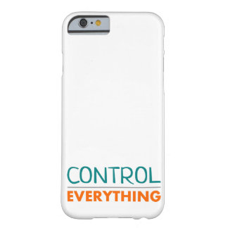 "Coque ""Everything is under control"""