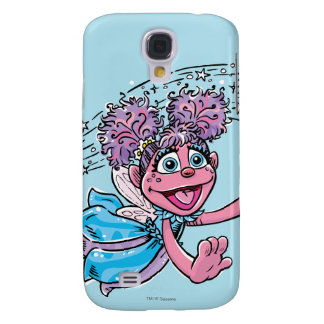 Coque Galaxy S4 Abby vintage