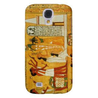 Coque Galaxy S4 Affaire égyptienne 2 de point