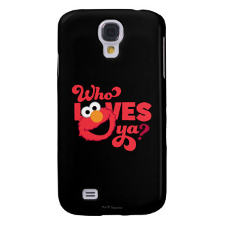 Coque Galaxy S4 Amour Elmo