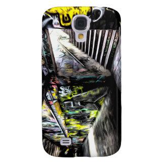 Coque Galaxy S4 Art de graffiti de Londres