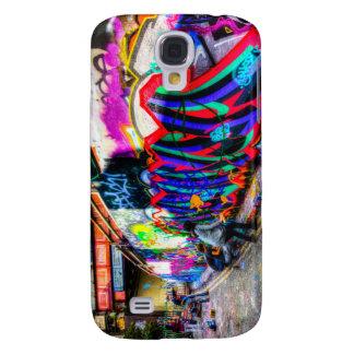 Coque Galaxy S4 Artistes de graffiti de rue de Leake