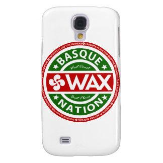 Coque Galaxy S4 Basque wax for surfers