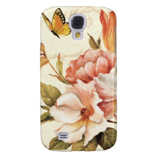 Coque Galaxy S4 Belles fleurs