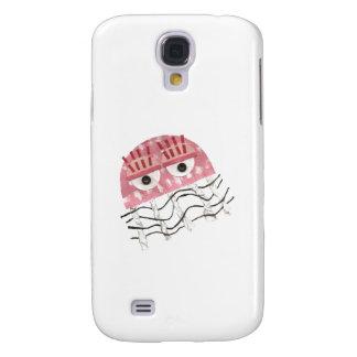 Coque Galaxy S4 Caisse de la galaxie S4 de Samsung de peigne de