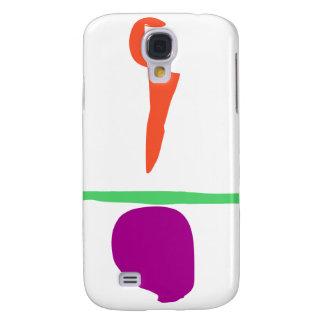 Coque Galaxy S4 Carotte