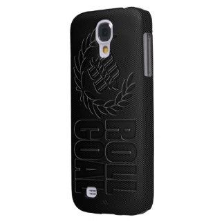 Coque Galaxy S4 Cas de téléphone de CHARBON de PETIT PAIN