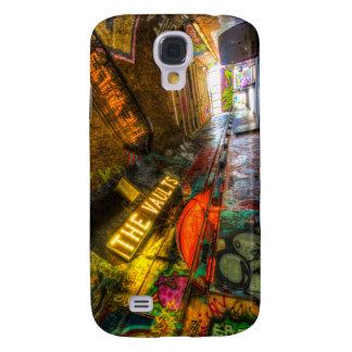 Coque Galaxy S4 Chambre forte de Londres de rue de Leake