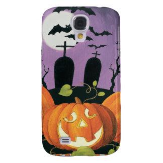 Coque Galaxy S4 Chambre hantée par Halloween éffrayante