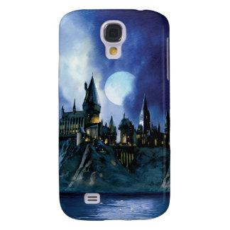 Coque Galaxy S4 Château de Harry Potter | Hogwarts la nuit