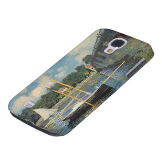 Coque Galaxy S4 Claude Monet | le pont à Argenteuil