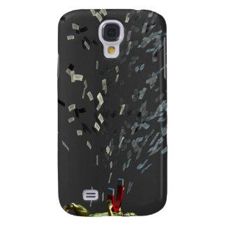 Coque Galaxy S4 Concept de vente avec l'homme d'affaires