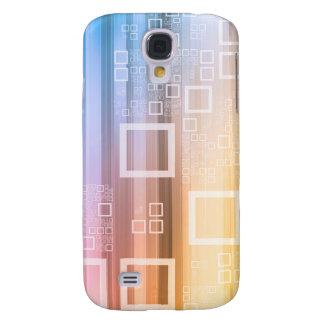 Coque Galaxy S4 Concept du trafic de train de données de données