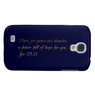 Coque Galaxy S4 De motivation et inspiré - caisse de la galaxie S4