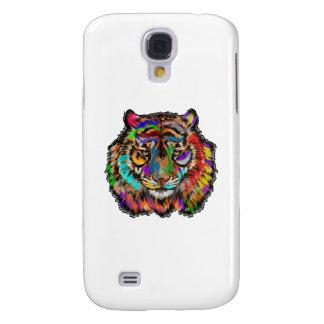 Coque Galaxy S4 Domaine de tigres