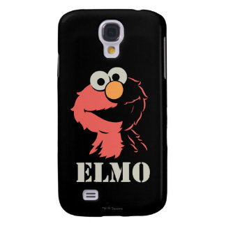 Coque Galaxy S4 Elmo demi