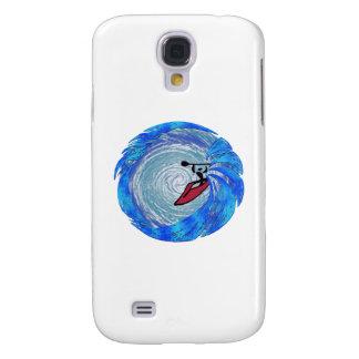 Coque Galaxy S4 Emporté