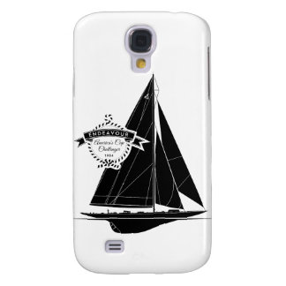 Coque Galaxy S4 Endeavour Black