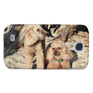 Coque Galaxy S4 Épuisement - caniches - Romeo Remy