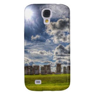 Coque Galaxy S4 Été de Stonehenge