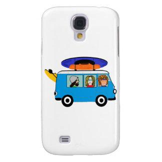 Coque Galaxy S4 Expédition de kayak