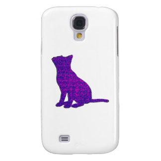 Coque Galaxy S4 Félin de fantaisie