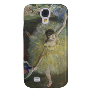Coque Galaxy S4 Fin d'Edgar Degas | d'un arabesque, 1877