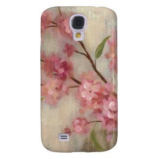 Coque Galaxy S4 Fleurs de cerisier et branche