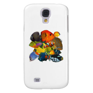 Coque Galaxy S4 Forcast tropical