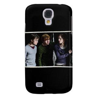 Coque Galaxy S4 Harry, Ron, et Hermione 4