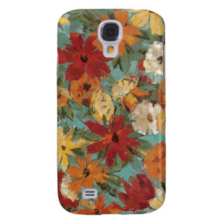 Coque Galaxy S4 Jardin expressif lumineux
