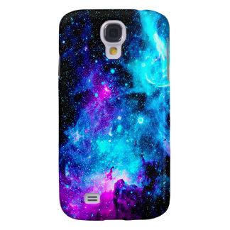 Coque Galaxy S4 La galaxie de nébuleuse tient le premier rôle la