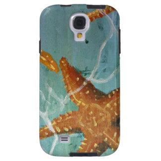 Coque Galaxy S4 La plage Samsung coloré tropical d'étoiles de mer
