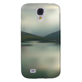 Coque Galaxy S4 Lac dans les montagnes
