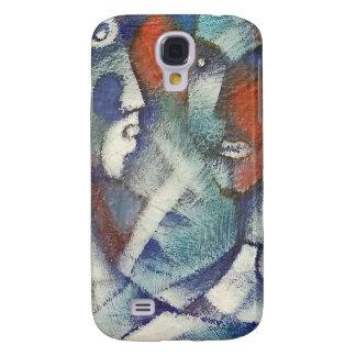 Coque Galaxy S4 Las Caras