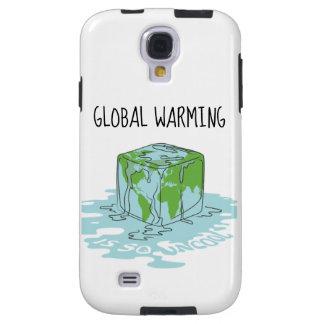 Coque Galaxy S4 Le réchauffement climatique est si sophistiqué