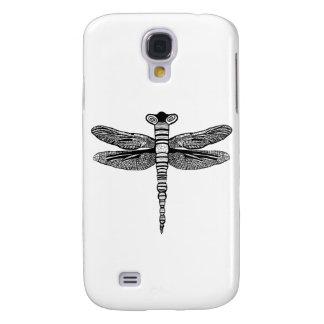 Coque Galaxy S4 Libellule