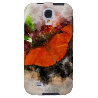 Coque Galaxy S4 Mariposa