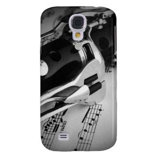 Coque Galaxy S4 Musique