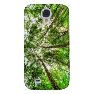 Coque Galaxy S4 Nature atteignant pour le ciel